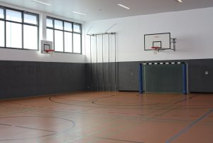 Sporthalle (DTH 1)