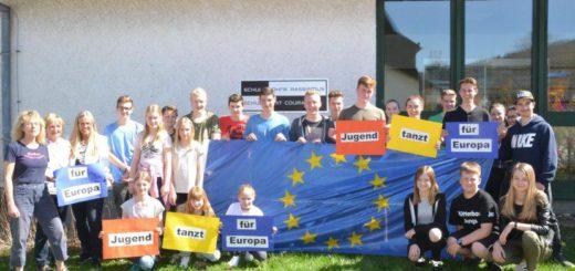Jugend tanzt fuer Europa